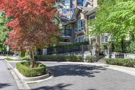 R2289198 - 409 5605 HAMPTON PLACE, University VW, Vancouver, BC - Apartment Unit