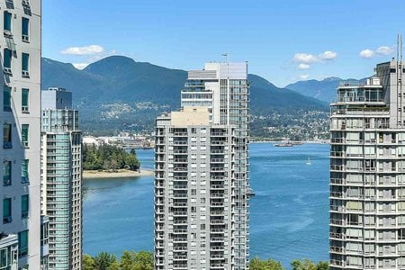 R2289216 - 2308 1239 W GEORGIA STREET, Coal Harbour, Vancouver, BC - Apartment Unit