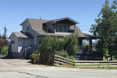 R2289313 - 7816 BRADNER ROAD, Bradner, Abbotsford, BC - House with Acreage