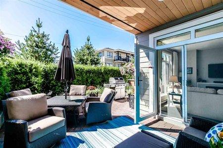 R2289445 - 106 1333 WINTER STREET, White Rock, White Rock, BC - Apartment Unit