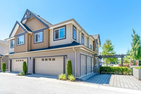 R2289686 - 1 9699 SILLS AVENUE, McLennan North, Richmond, BC - Townhouse