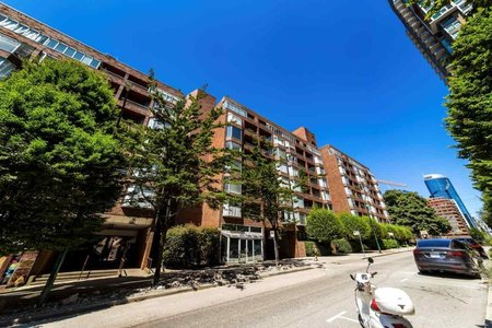 R2289689 - 321 1333 HORNBY STREET, Downtown VW, Vancouver, BC - Apartment Unit