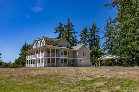 R2289736 - 25039 8 AVENUE, Otter District, Langley, BC - House with Acreage