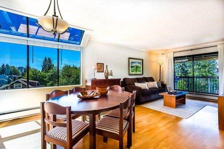 R2289805 - 302 156 W 21ST STREET, Central Lonsdale, North Vancouver, BC - Apartment Unit