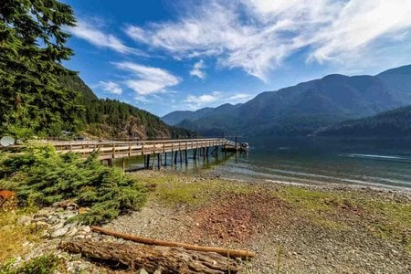 R2290099 - Lot 1 ORLOHMA BEACH, Indian Arm, North Vancouver, BC - House/Single Family