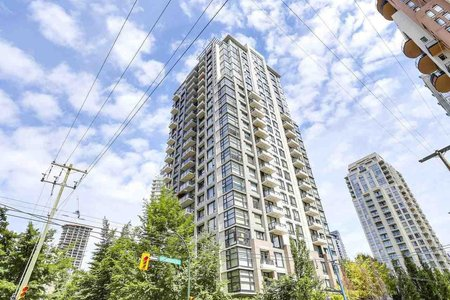 R2290221 - 506 1295 RICHARDS STREET, Downtown VW, Vancouver, BC - Apartment Unit