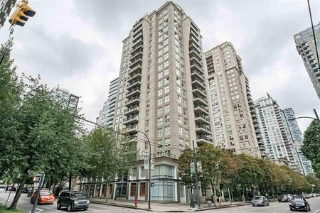 R2290632 - 1208 989 RICHARDS STREET, Downtown VW, Vancouver, BC - Apartment Unit