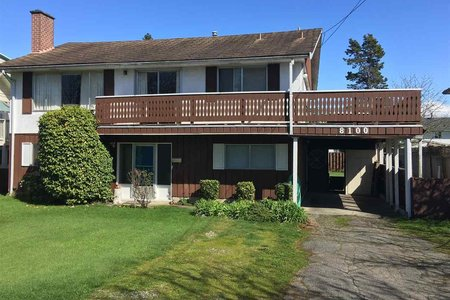 R2290724 - 8100 NO. 3 ROAD, Garden City, Richmond, BC - House/Single Family