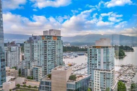 R2290725 - 1301 1333 W GEORGIA STREET, Coal Harbour, Vancouver, BC - Apartment Unit