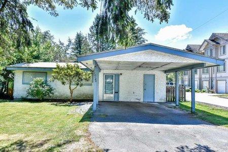 R2290769 - 20180 54 AVENUE, Langley City, Langley, BC - House/Single Family