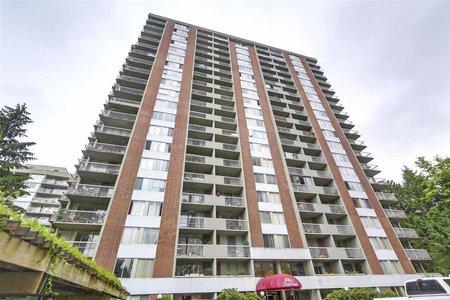 R2291086 - 803 2016 FULLERTON AVENUE, Pemberton NV, North Vancouver, BC - Apartment Unit
