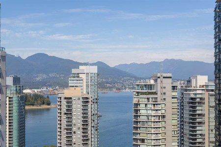 R2291274 - 2608 1239 W GEORGIA STREET, Coal Harbour, Vancouver, BC - Apartment Unit