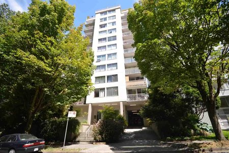 R2291358 - 502 1219 HARWOOD STREET, West End VW, Vancouver, BC - Apartment Unit