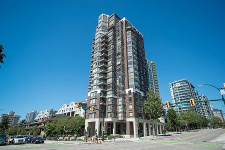 R2291765 - 1007 1003 PACIFIC STREET, West End VW, Vancouver, BC - Apartment Unit
