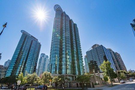 R2292072 - 407 588 BROUGHTON STREET, Coal Harbour, Vancouver, BC - Apartment Unit