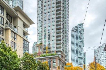 R2292158 - 2802 535 SMITHE STREET, Downtown VW, Vancouver, BC - Apartment Unit