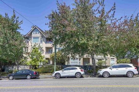 R2292248 - 104 2355 W BROADWAY STREET, Kitsilano, Vancouver, BC - Apartment Unit