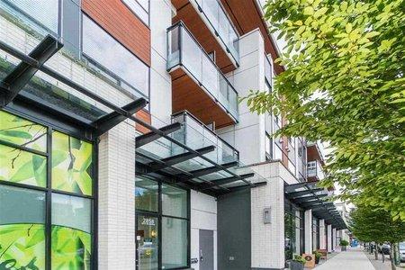 R2292462 - 107 2858 W 4TH AVENUE, Kitsilano, Vancouver, BC - Apartment Unit