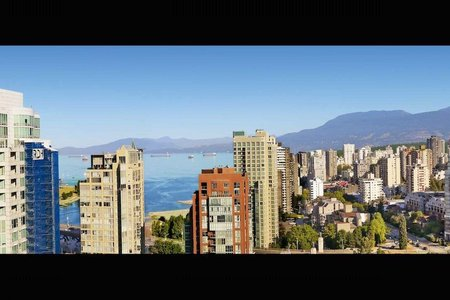 R2293824 - 2706 1480 HOWE STREET, Yaletown, Vancouver, BC - Apartment Unit