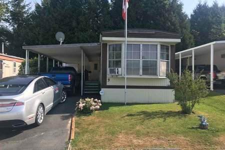 R2294104 - 3 8220 KING GEORGE BOULEVARD, East Newton, Surrey, BC - Manufactured