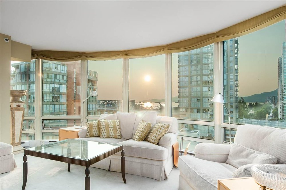 1509 1500 Hornby Street, Vancouver - 2 beds, 2 baths - For Sale ...