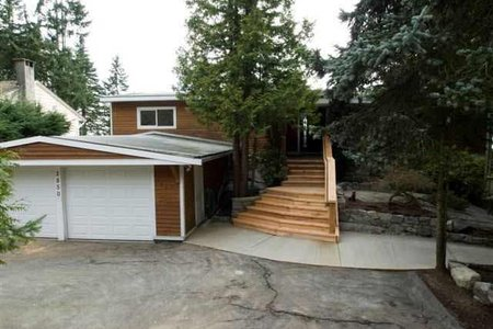 R2294366 - 3850 WESTRIDGE AVENUE, Bayridge, West Vancouver, BC - House/Single Family
