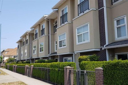 R2294604 - 7 6468 COONEY ROAD, Brighouse, Richmond, BC - Townhouse