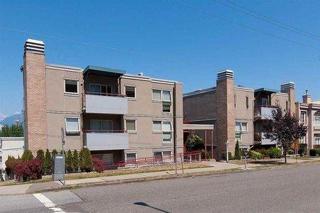 R2294789 - 101 1195 W 8TH AVENUE, Fairview VW, Vancouver, BC - Apartment Unit