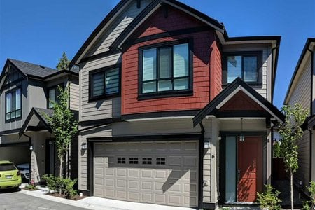 R2294936 - 6 7388 RAILWAY AVENUE, Granville, Richmond, BC - Townhouse