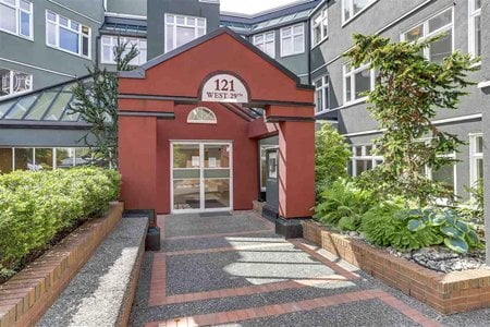 R2295136 - 505 121 W 29TH STREET, Upper Lonsdale, North Vancouver, BC - Apartment Unit