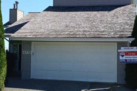 R2295232 - 4778 MEADFEILD COURT, Caulfeild, West Vancouver, BC - House/Single Family