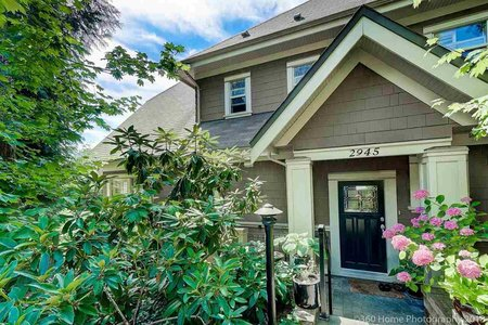 R2295377 - 2945 ST. MARYS AVENUE, Upper Lonsdale, North Vancouver, BC - Townhouse