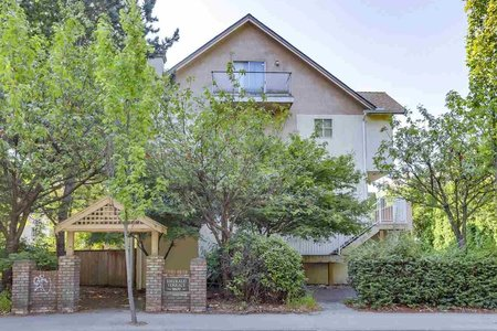 R2295540 - 306 8600 WESTMINSTER HIGHWAY, Brighouse, Richmond, BC - Townhouse