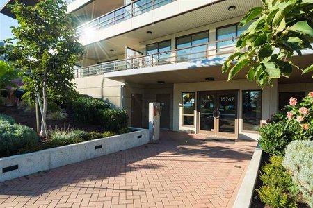 R2295814 - 104 15747 MARINE DRIVE, White Rock, White Rock, BC - Apartment Unit