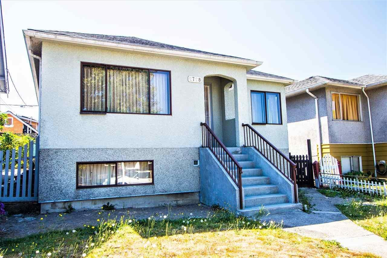 2728 Kitchener Street, Vancouver - 3 beds, 2 baths - For Sale • Ty ...