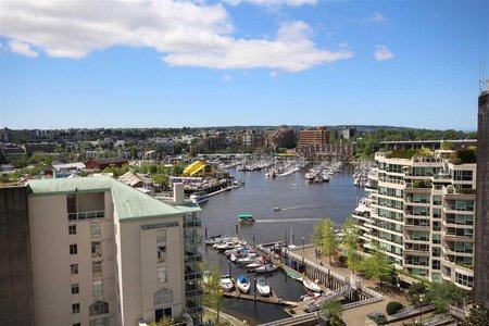 R2296326 - 1406 1500 HOWE STREET, Yaletown, Vancouver, BC - Apartment Unit