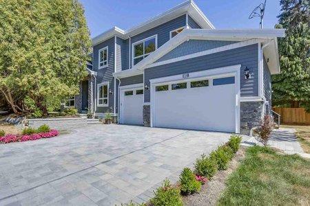 R2296432 - 1580 CHESTNUT STREET, White Rock, White Rock, BC - House/Single Family