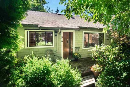 R2296467 - 419 E 5TH STREET, Lower Lonsdale, North Vancouver, BC - House/Single Family