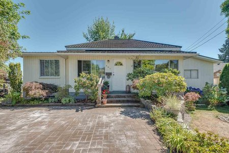 R2296485 - 461 LYON PLACE, Central Lonsdale, North Vancouver, BC - House/Single Family