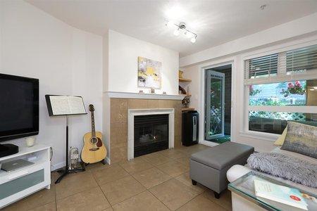 R2296501 - 102 2181 W 12TH AVENUE, Kitsilano, Vancouver, BC - Apartment Unit