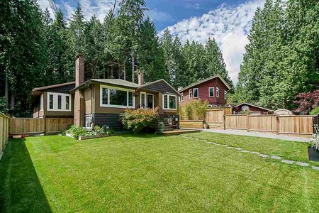 R2297119 - 4611 UNDERWOOD AVENUE, Lynn Valley, North Vancouver, BC - House/Single Family