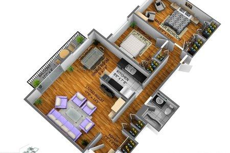 R2297144 - 69 992 PREMIER STREET, Lynnmour, North Vancouver, BC - Apartment Unit
