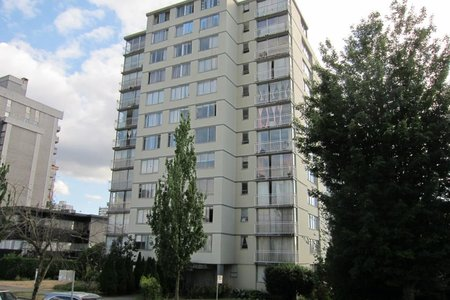 R2297180 - 802 1250 BURNABY STREET, West End VW, Vancouver, BC - Apartment Unit