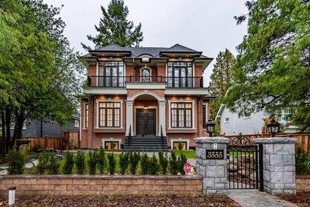 R2297226 - 3555 W 28TH AVENUE, Dunbar, Vancouver, BC - House/Single Family