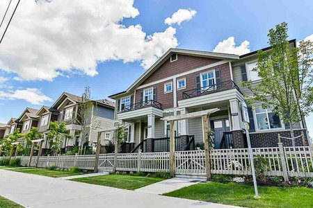 R2297710 - 20348 84 AVENUE, Willoughby Heights, Langley, BC - Row House (Non-Strata)
