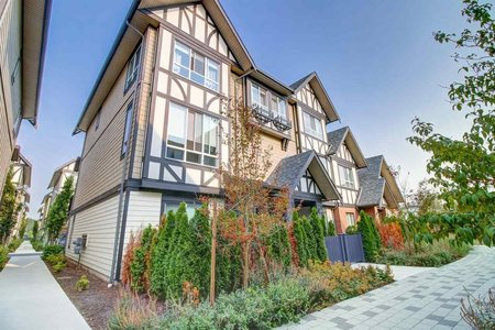 R2297799 - 42 10388 NO 2 ROAD, Woodwards, Richmond, BC - Townhouse