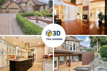 R2298363 - 5598 124 STREET, Panorama Ridge, Surrey, BC - House/Single Family
