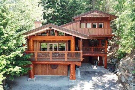 R2298610 - 6344 EASY STREET, Whistler Cay Estates, Whistler, BC - House/Single Family