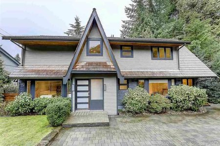 R2299253 - 321 MONTERAY AVENUE, Upper Delbrook, North Vancouver, BC - House/Single Family