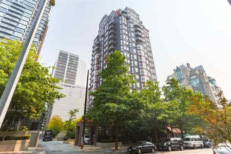 R2299611 - 1405 811 NW HELMCKEN STREET, Downtown VW, Vancouver, BC - Apartment Unit